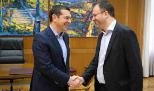 Η επιλογή Θεοχαρόπουλου και η πρώτη επίσημη  παραδοχή της ήττας του κ. Τσίπρα.