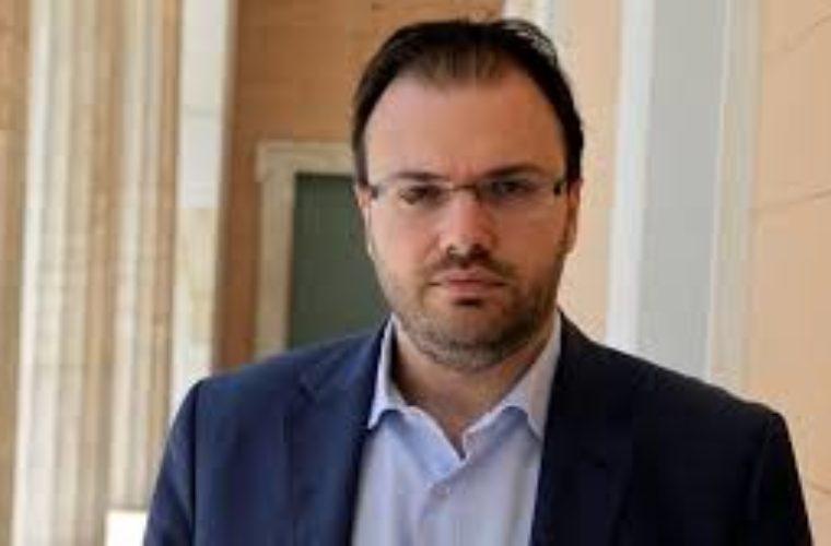 Νέος Υπουργός Τουρισμού της Ελλάδας ο Θανάσης Θεοχαρόπουλος