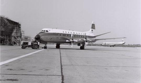 Η Lufthansa γιορτάζει 60 Χρόνια στην Ελλάδα