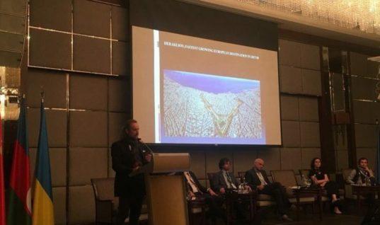 Το Ηράκλειο σε Παγκόσμιο Τουριστικό Φόρουμ στην Ουκρανία