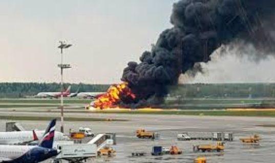 Στους 41 οι νεκροί από τη φωτιά στο αεροπλάνο της Aeroflot στο Sheremetyevo