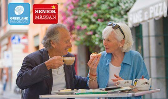 """""""Οι Σουηδοί Seniors στις πρώτες θέσεις της αγοράς στον τουρισμό τρίτης ηλικίας 55+""""."""