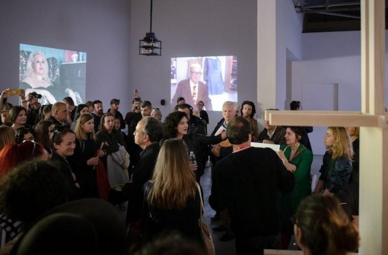 Εγκαίνια του ελληνικού περιπτέρου στην 58η Διεθνή Έκθεση Τέχνης –La Biennale di Venezia