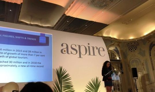 Ιδιαίτερα επιτυχημένη η συμμετοχή του ΕΟΤ στο «Aspire's Leaders Luxury Summit» του Λονδίνου