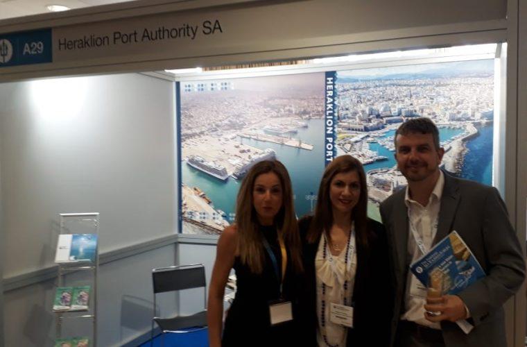 Ο ΟΛΗ στο «Posidonia Sea Tourism Forum 2019»