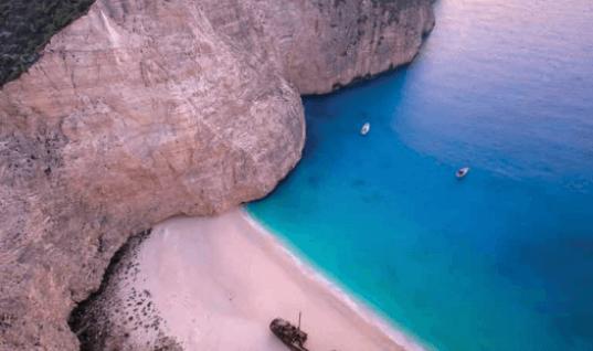 Τα Ιόνια Νησιά στο περιοδικό της ιταλικής αεροπορικής εταιρείας Blue Panorama