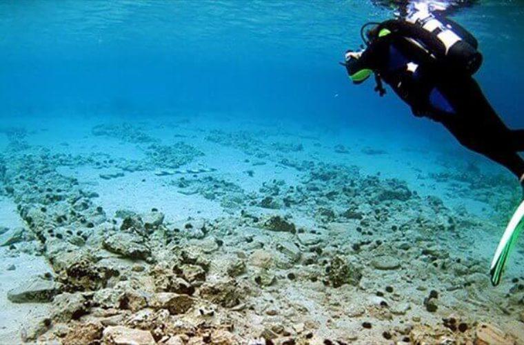 Υποβρύχιες διαδρομές σε βυθισμένο προϊστορικό οικισμό στο Παυλοπέτρι Λακωνίας