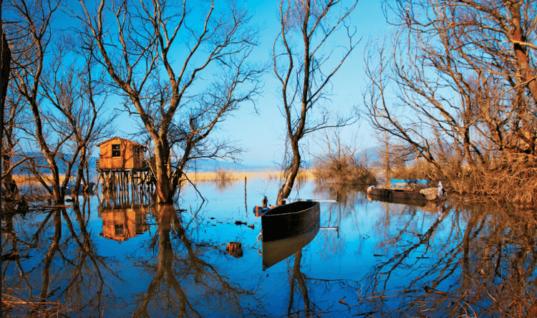 Αλλάζει όψη η λίμνη Δοϊράνη για να αποτελέσει πόλο έλξης επισκεπτών