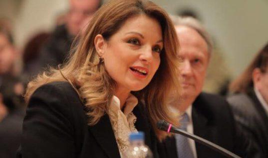 Νέα πρόεδρος του ΕΟΤ η Άντζελα Γκερέκου