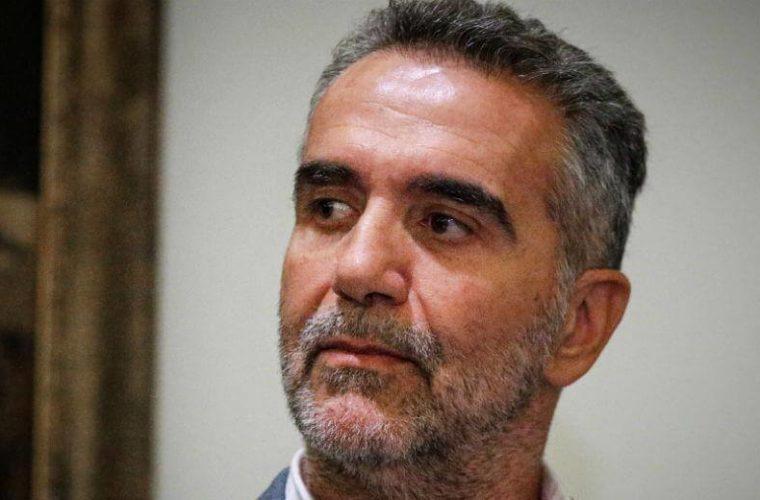 Παραιτήθηκε ο πρόεδρος του ΕΟΤ Χαράλαμπος Καρίμαλης