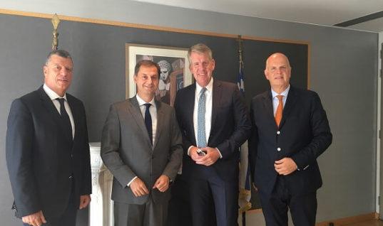 Συμφωνία Χ. Θεοχάρη – TUI για ενίσχυση των last minute κρατήσεων