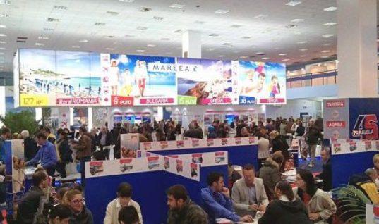 Συμμετοχή στη διεθνή τουριστική έκθεση στο Βουκουρέστι