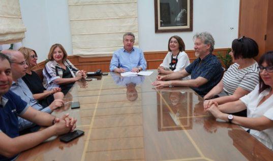 Περιφέρεια Κρήτης: Εργασίες συντήρησης στην Κνωσό και νέο αρχαιολογικό μουσείο στη Μεσαρά