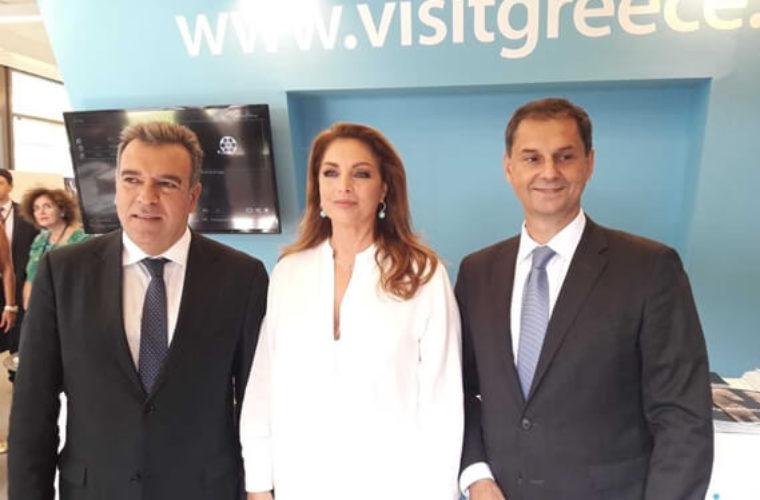 Άντζελα Γκερέκου: «Η βιωσιμότητα του τουρισμού πρώτος στόχος της νέας εποχής του ΕΟΤ»