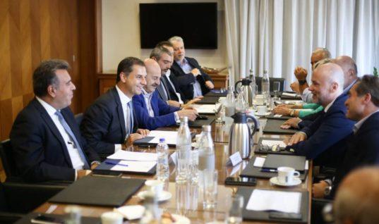 Συνάντηση ΣΕΤΕ και των κλαδικών ενώσεων – Μελών του με την ηγεσία του Υπουργείου Τουρισμού