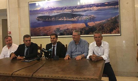Χ. ΘΕΟΧΑΡΗΣ: Στόχος του Υπουργείου Τουρισμού είναι η πολυκεντρική τουριστική ανάπτυξη