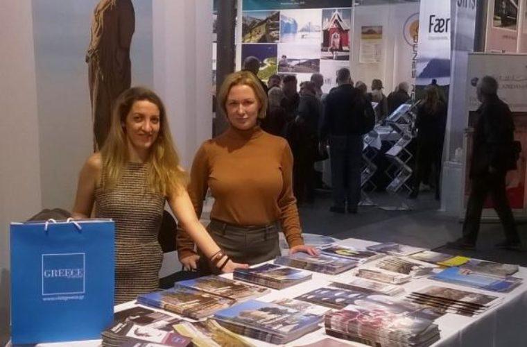 Ανοδικές τάσεις στις αφίξεις Δανών τουριστών και το 2020 – Ο ΕΟΤ στην Έκθεση Quality Travel Fair της Κοπεγχάγης