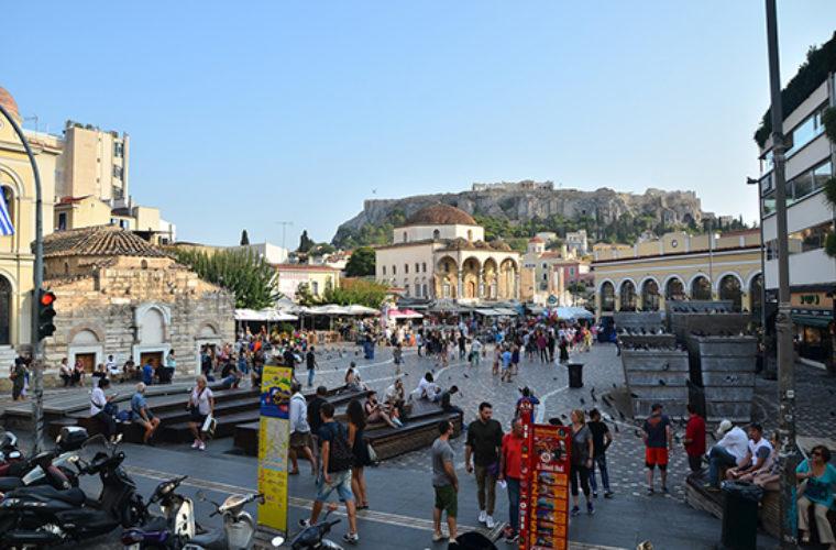 Η Αθήνα πρώτος προορισμός των Γερμανών και Βρετανών τον Σεπτέμβριο, η Μύκονος για τους Ιταλούς