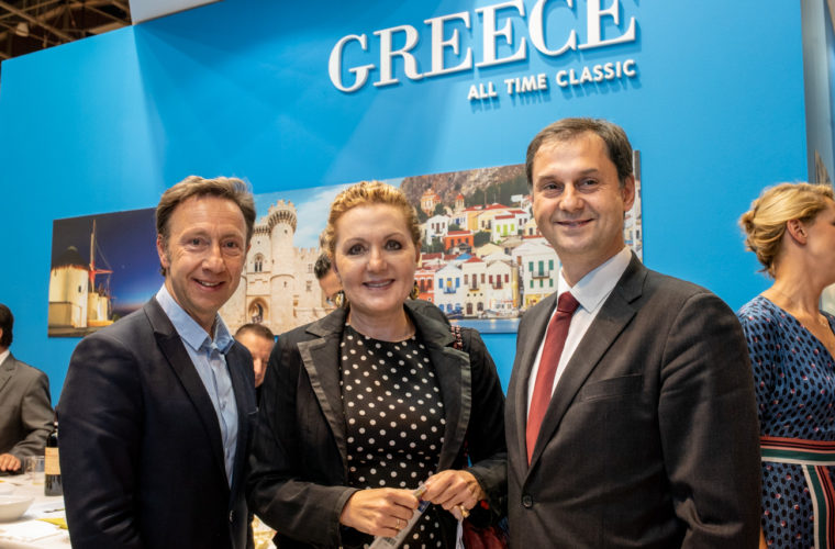 Ισχυρό ενδιαφέρον και θετικά μηνύματα για την Ελλάδα κατά την επίσκεψη Χ. Θεοχάρη στην Διεθνή Έκθεση Τουρισμού IFTM στο Παρίσι