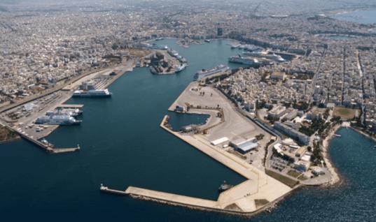 Αύξηση 18,2% του homeporting στο λιμάνι του Πειραιά