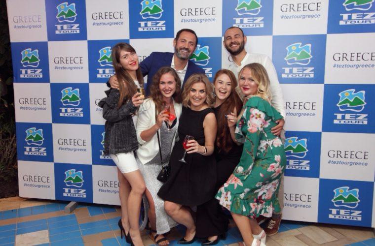 Τα 12 χρόνια επιτυχημένης παρουσίας στον Ελληνικό τουρισμό γιόρτασε η ΤΕΖ TOUR