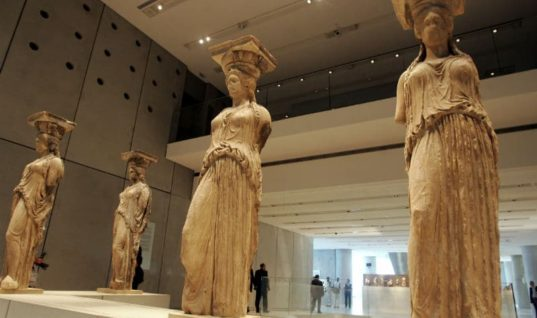 Ελεύθερη δράση για όλους στο Μουσείο Ακρόπολης!