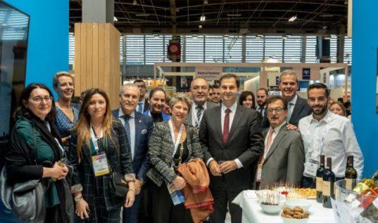 Ισχυρό ενδιαφέρον και θετικά μηνύματα για την Ελλάδα στην Διεθνή Έκθεση Τουρισμού IFTM στο Παρίσι