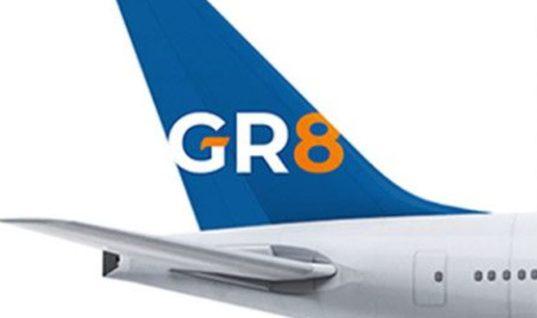 """""""Απογείωση"""" με ζημιές για τη νεοσύστατη αεροπορική εταιρεία FlyGR8"""