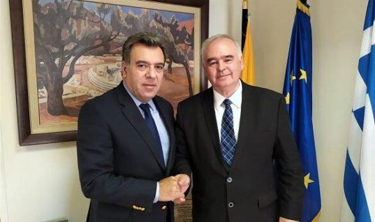 Συνεργασία Υπουργείου Τουρισμού με το Κέντρο Ελληνικών Σπουδών του Πανεπιστημίου του Κονέκτικατ