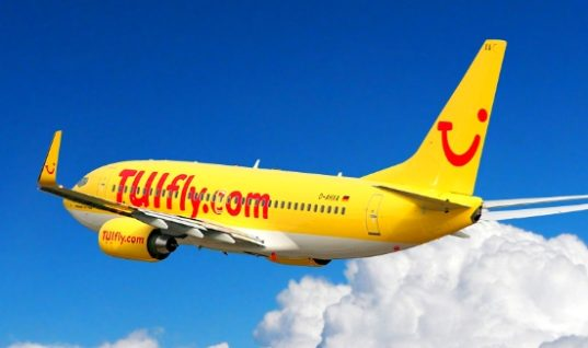 TUI Fly: 200.000 θέσεις από Νυρεμβέργη το 2020- πτήσεις προς Κέρκυρα, Κρήτη και Ρόδο