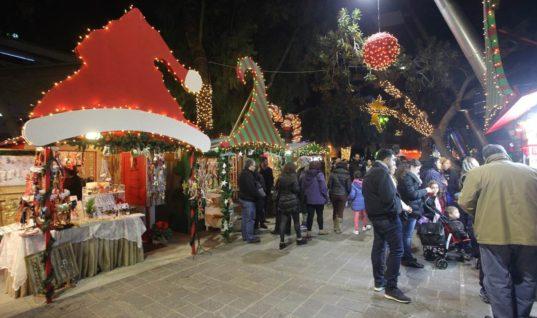 Ανοίγει τις πύλες του το «Χριστουγεννιάτικο Κάστρο – Ταξίδι στην Χώρα των Ξωτικών»
