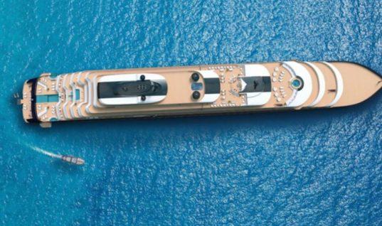 Το πρώτο υβριδικό πλωτό πολυτελές ξενοδοχείο της Dolphin έρχεται το καλοκαίρι του 2021