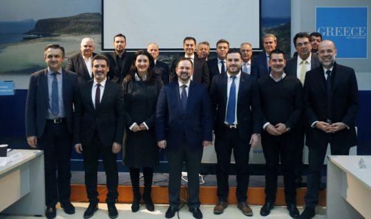 Η 1η Συνεδρίαση του Περιφερειακού Συμβουλίου Τουρισμού