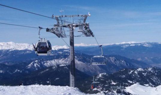 Άνοιξε το Χιονοδρομικό Κέντρο Παρνασσού, για τη χιονοδρομική περίοδο 2019-2020!!