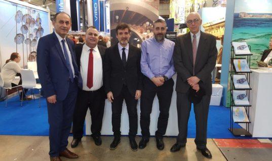 Αισιόδοξα μηνύματα από την Φιλανδική αγορά-Συμμετοχή της Περιφέρειας Κρήτης  στην τουριστική έκθεση «ΜΑΤΚΑ»