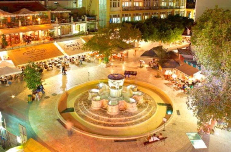 Σε 4άστερο ξενοδοχείο μετατρέπεται οικοδομή κατοικιών και καταστημάτων στο Ηράκλειο