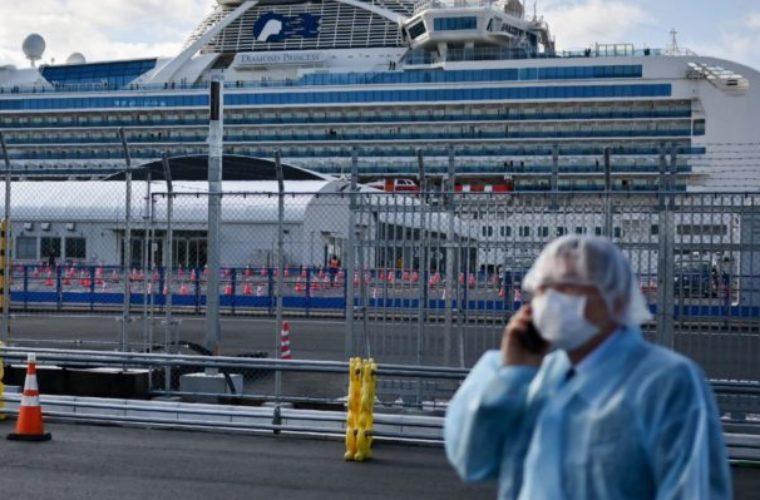 Θετική στον κορονοϊό η επιβάτιδα του κρουαζιερόπλοιου Costa Victoria που βρέθηκε στη Νότια Κρήτη