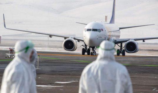 Πάνω από 200 δισ. δολάρια οι ζημιές του αεροπορικού κλάδου λόγω κορoνοϊού