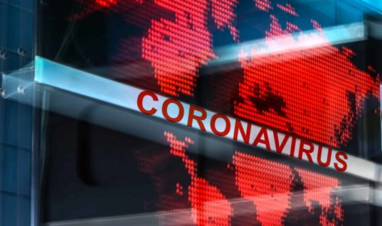 Ήρθες ξαφνικά Coronavirus…