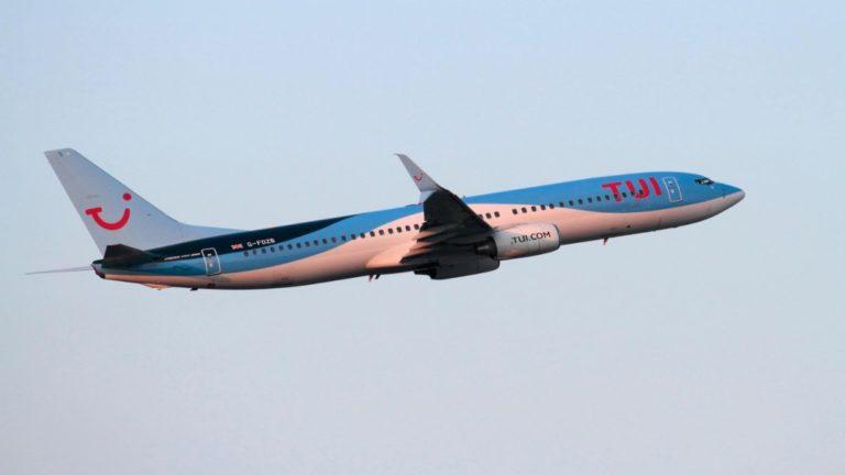 Ηράκλειο: Αεροπλάνο έκανε κύκλους στον αέρα λόγω βλάβης